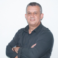Adalgiro Basso, Supervisor de RH