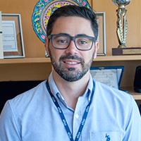 Maicon Lopes, Gerente Financeiro