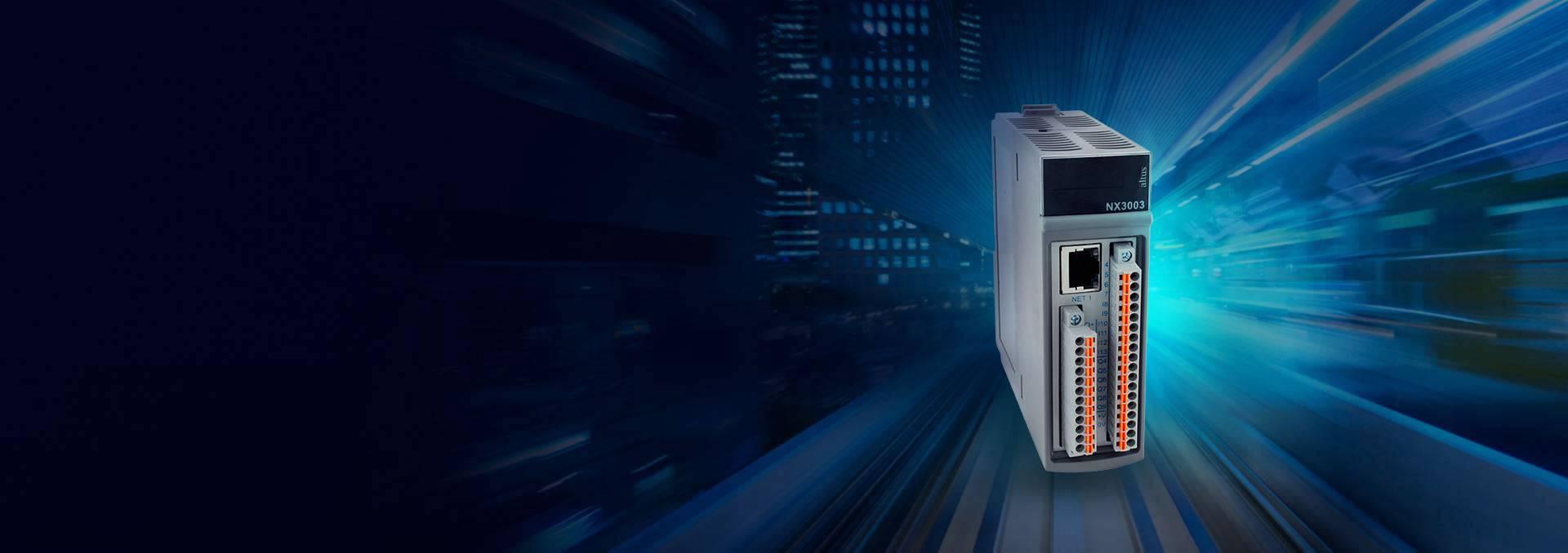 Lançamento NX3003