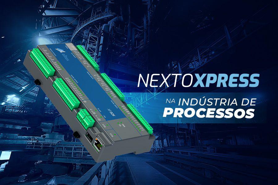 Controle de fornos com Nexto Xpress