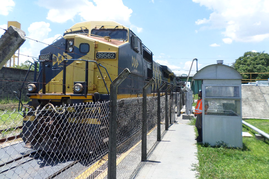 Ipiranga moderniza abastecimento de locomotivas com tecnologia Altus