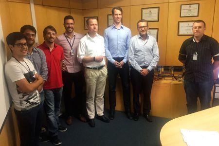 Auditores da TÜV Rheinland certificam os produtos Nexto Safety