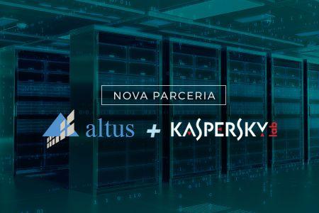 Kaspersky Lab é a nova parceira da Altus para Segurança Cibernética