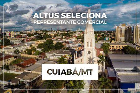 Oportunidade para representação comercial na região de Cuiabá/MT