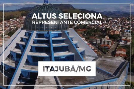 Oportunidade para representação comercial na região de Itajubá/MG