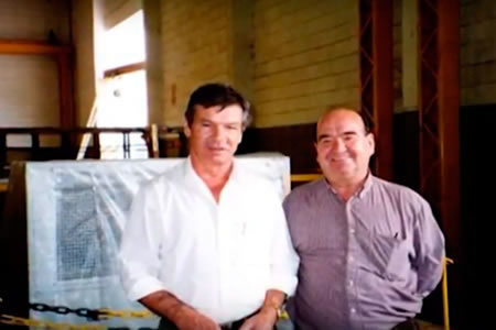 Pavan Zanetti inaugura nova fábrica - Daniel Andrade