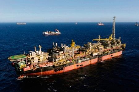 P-58 segue como líder de produção no offshore brasileiro