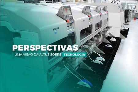 Desafios e oportunidades para manufatura eletrônica com a nova revolução industrial