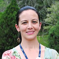 Clarice Canabarro, Analista de RH
