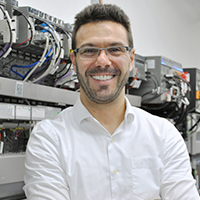Felipe Zanon, Gerente de P&D