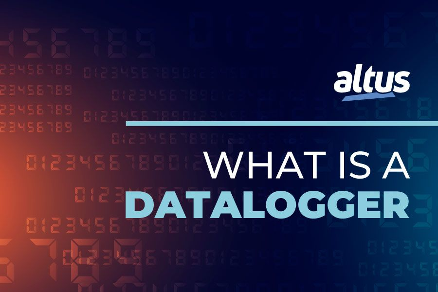 What is a datalogger and why should you use it in your application?
