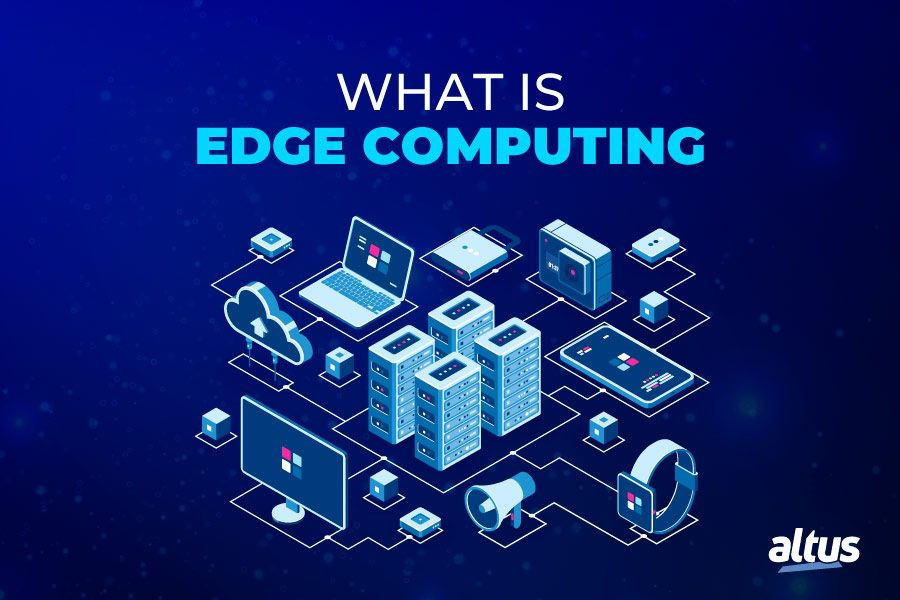 What is Edge Computing and how it reduces information delay?