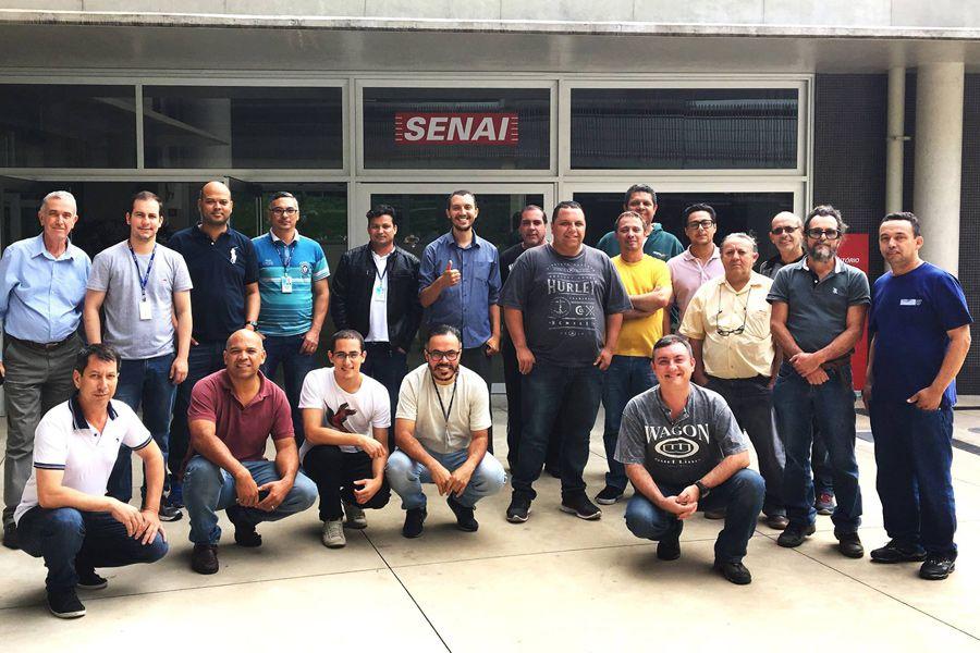 Treinamento Nexto para profissionais da Sabesp