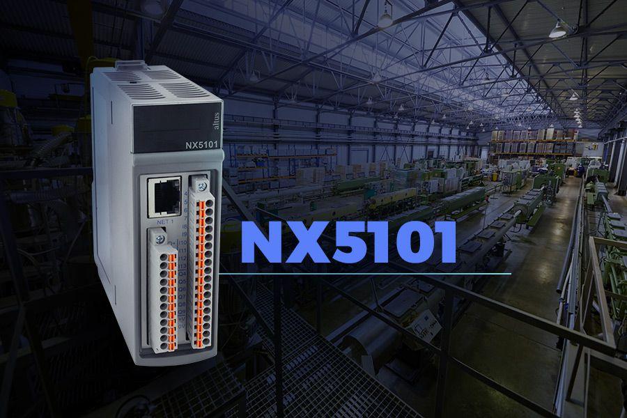 Conheça a NX5101, nova remota MODBUS TCP da Série Nexto