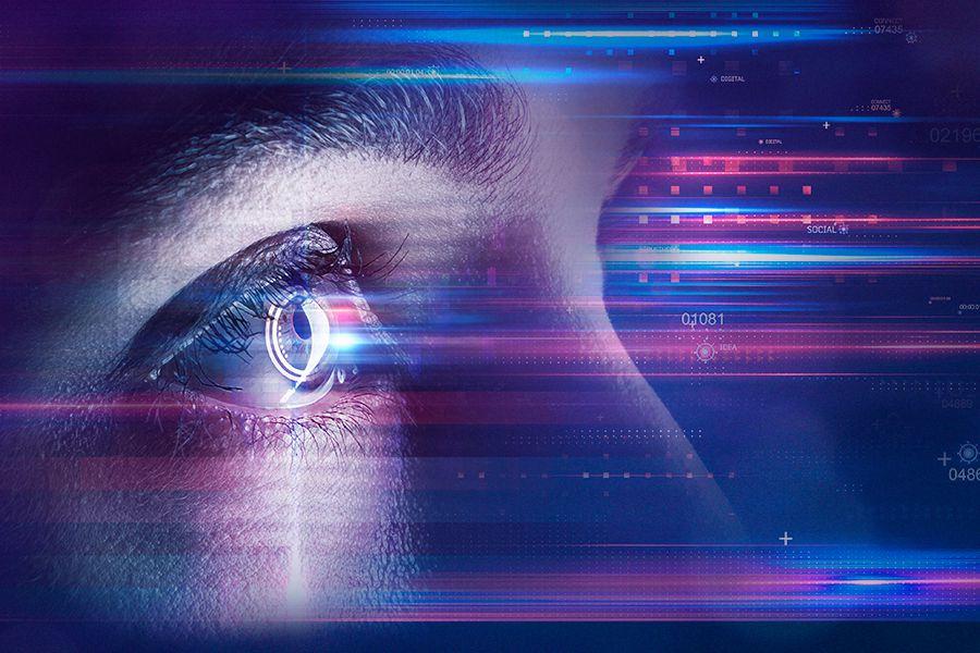 O olhar no futuro