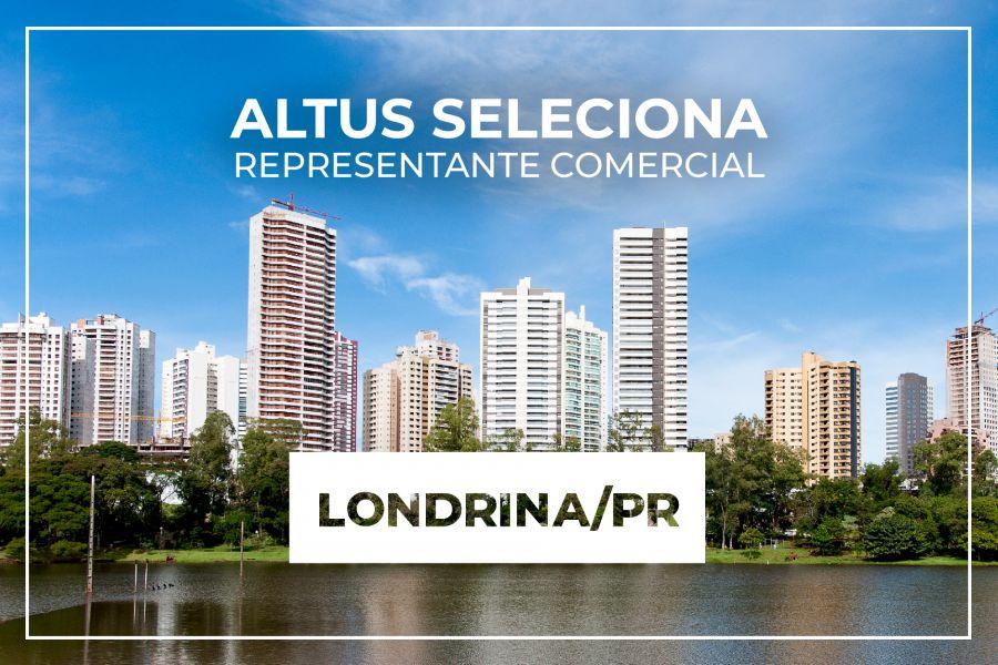 Oportunidade para representação comercial na região de Londrina/PR