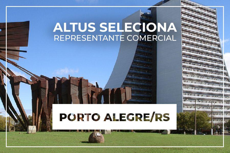 Oportunidade para representação comercial na região de Porto Alegre/RS