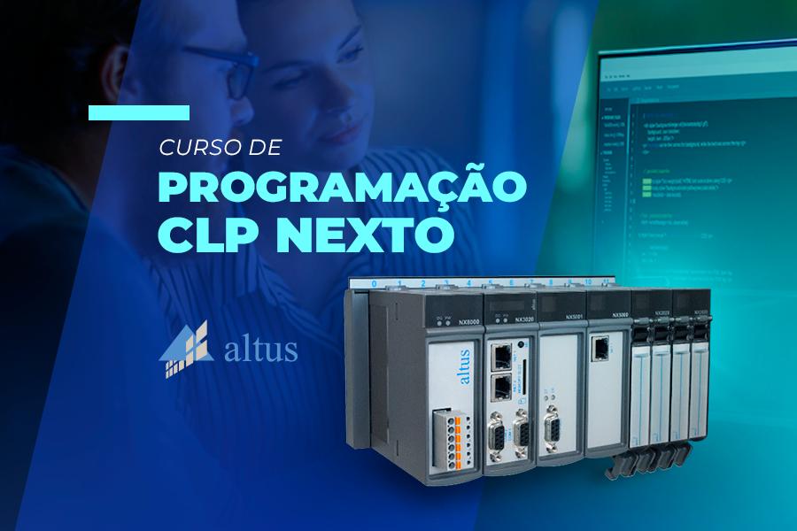 Curso de Programação CLP Nexto