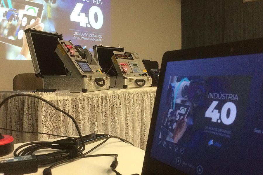 Indústria 4.0 é tema de palestras e workshops da Altus em Santa Catarina