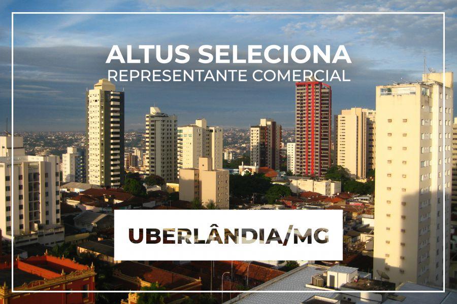 Oportunidade para representação comercial na região de Uberlândia/MG