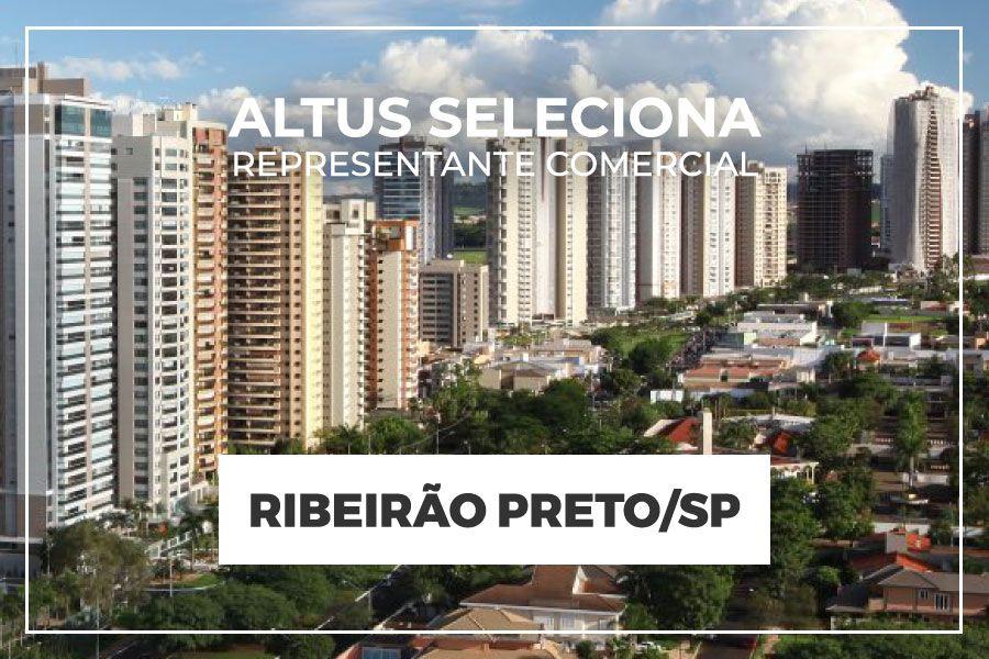 Oportunidade para representação comercial na região de Ribeirão Preto/SP
