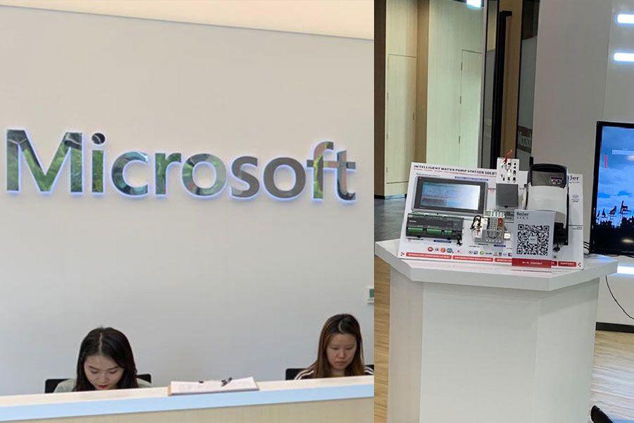 Microsoft utiliza tecnologia Nexto em laboratório na China
