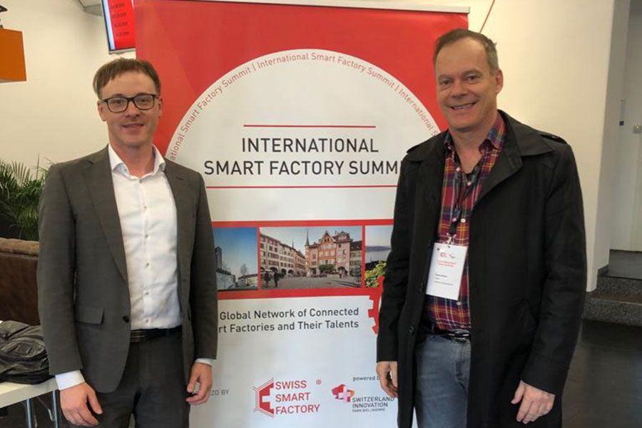 Altus participa da International Smart Factory Summit