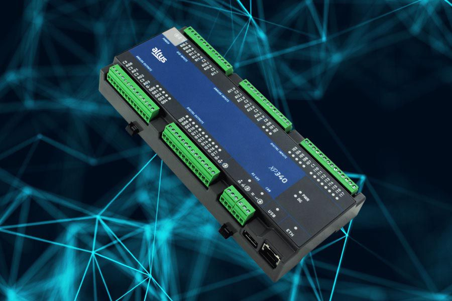 CLP Nexto Xpress ganha suporte a IEC 104
