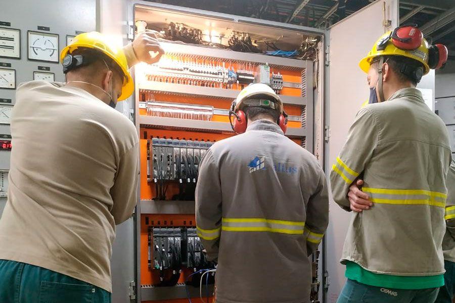 PCH Pai Joaquim tem SDSC modernizado com tecnologia e engenharia Altus