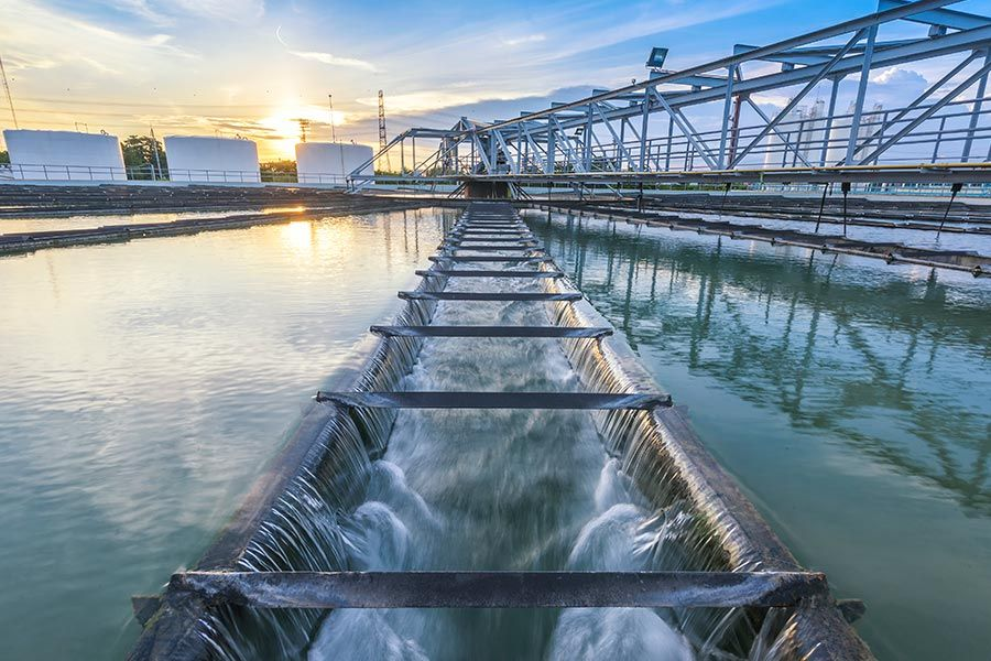 New Water and Wastewater company's system operates with Altus technology