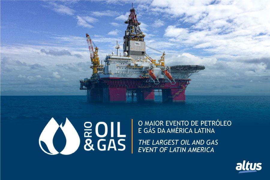 Visit our virtual booth at Rio Oil & Gas 2020