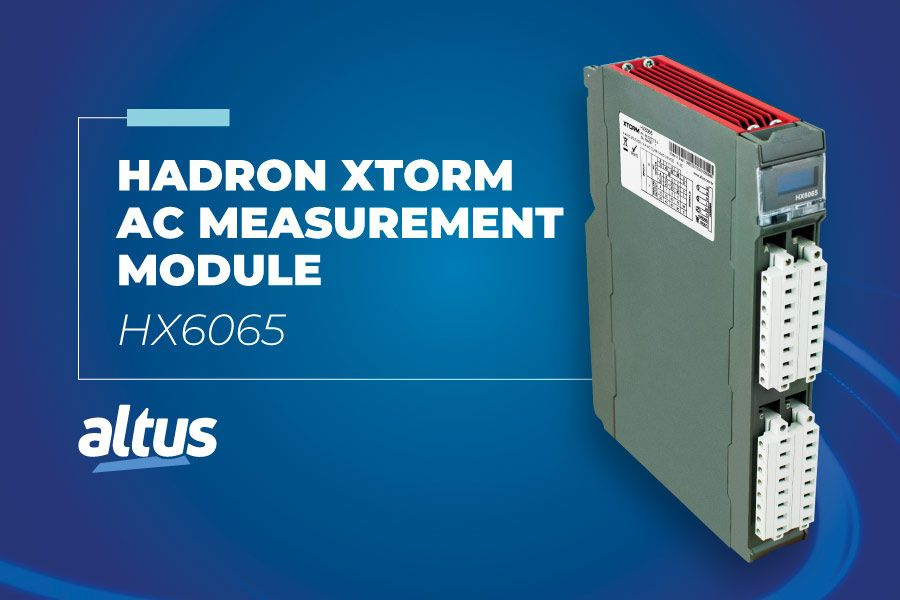 Meet HX6065, the new AC measurement module from Hadron Xtorm Series
