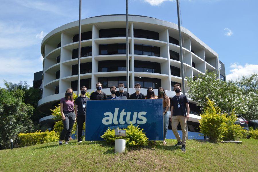 Projetos de colaboradores da Altus são premiados na Mostratec 2020