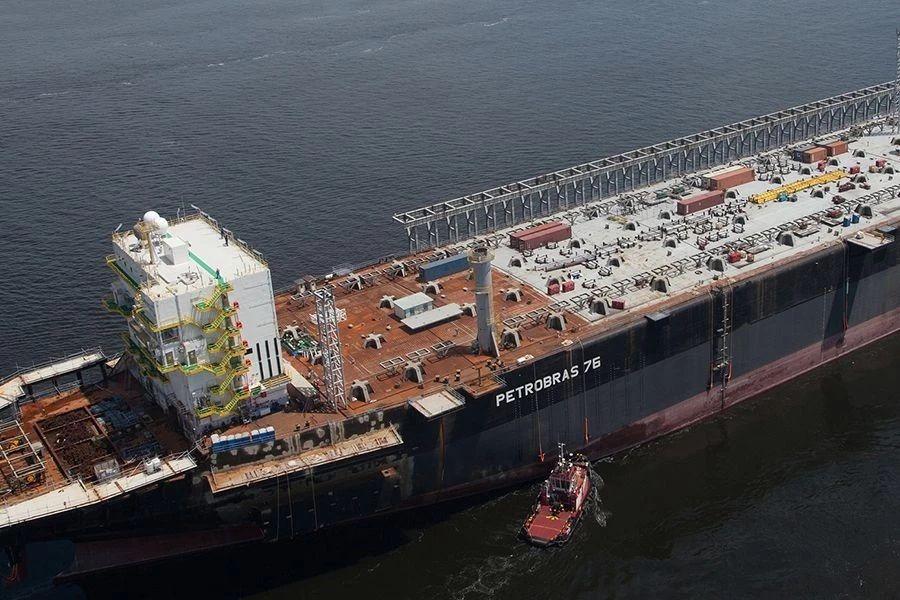 Petrobras anuncia novo índice recorde de produção no pré-sal