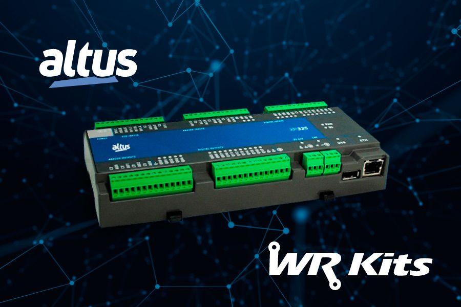 Altus e WR Kits: mais conteúdo sobre automação para você