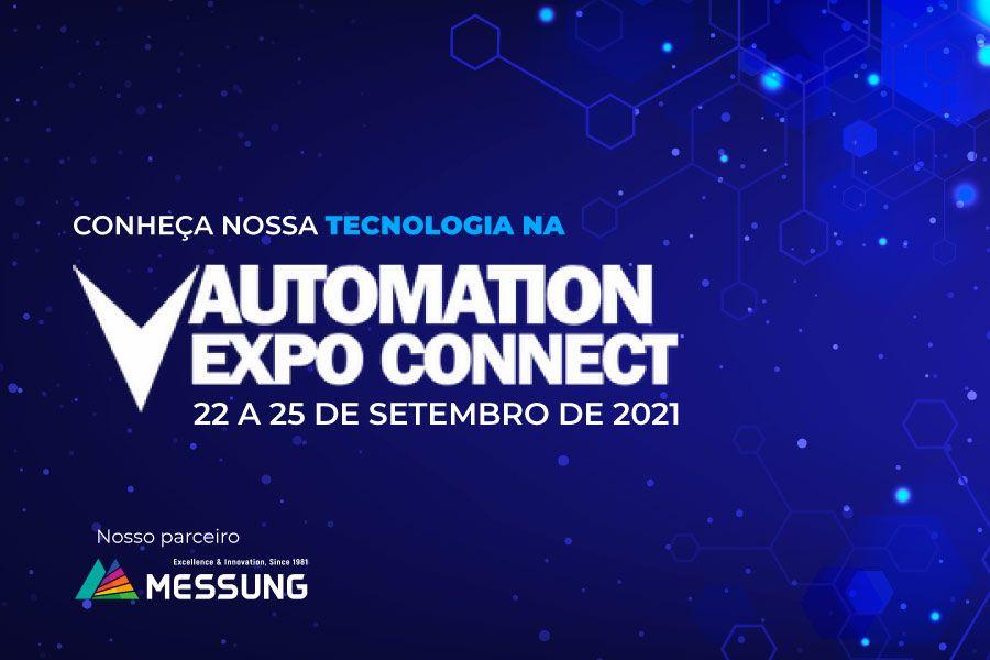 Altus e Messung apresentam a tecnologia Nexto Xpress na Automation Expo Connect