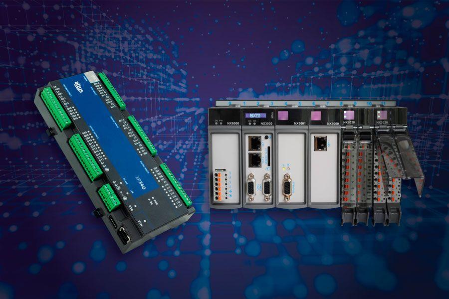 CPUs Altus contam com protocolo EtherNet/IP