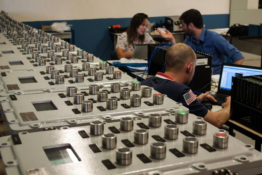 Testes movimentam Fábrica de Painéis em Sapucaia do Sul