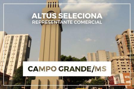 Oportunidade para representação comercial na região de Campo Grande/MS