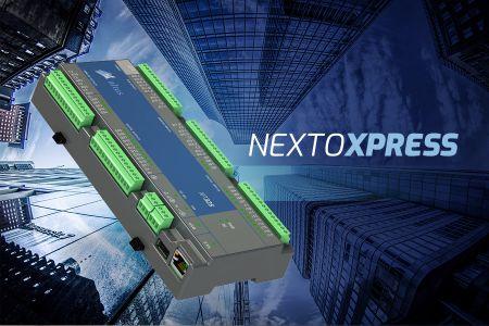 Prédios inteligentes com Nexto Xpress