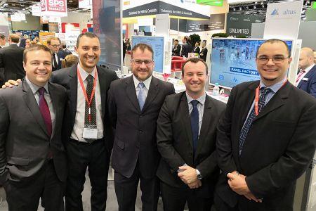 Altus apresenta novidades para Europa na edição alemã da SPS IPC Drives