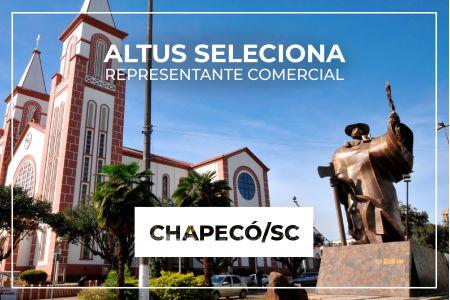 Oportunidade para representação comercial na região de Chapecó/SC