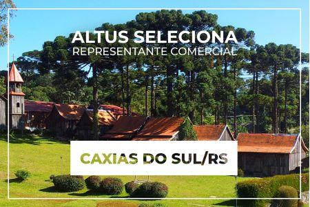 Oportunidade para representação comercial na região de Caxias do Sul/RS