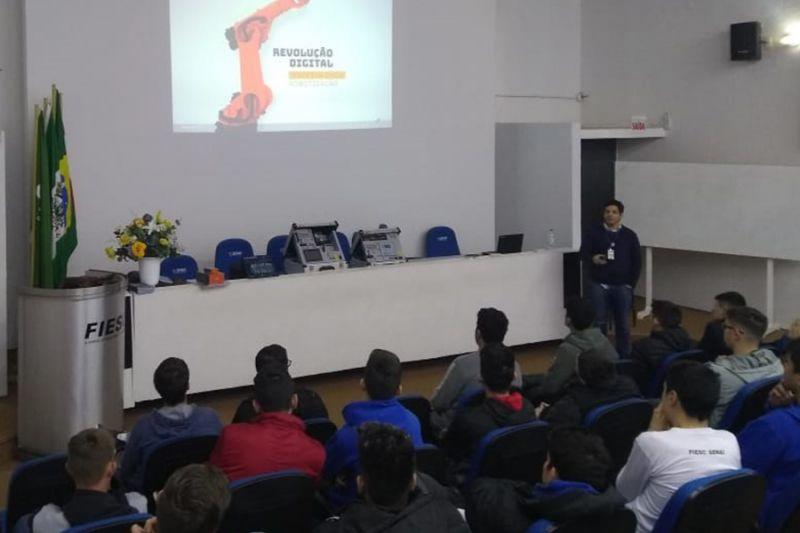Imagem 19 - Indústria 4.0 é tema de palestras e workshops da Altus em Santa Catarina