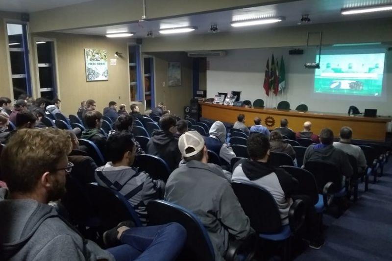 Imagem 21 - Indústria 4.0 é tema de palestras e workshops da Altus em Santa Catarina