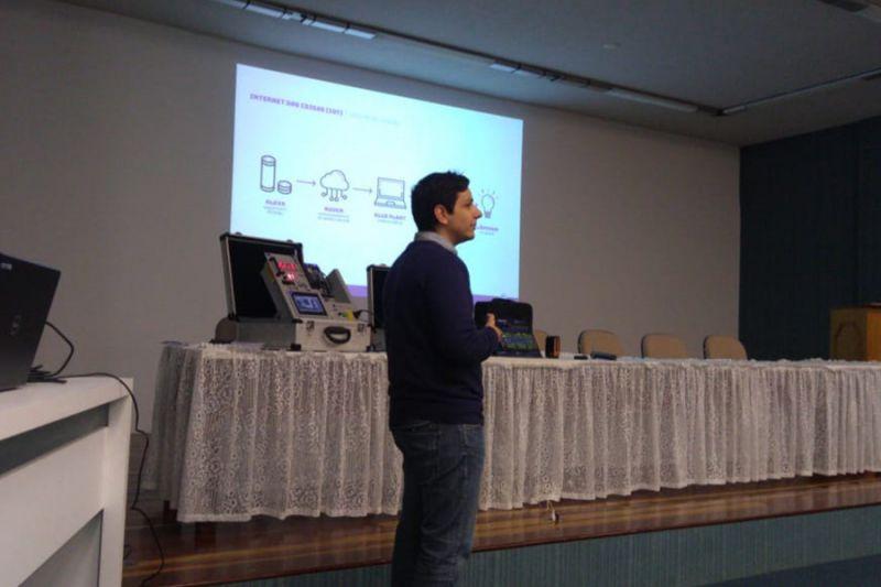 Imagem 22 - Indústria 4.0 é tema de palestras e workshops da Altus em Santa Catarina
