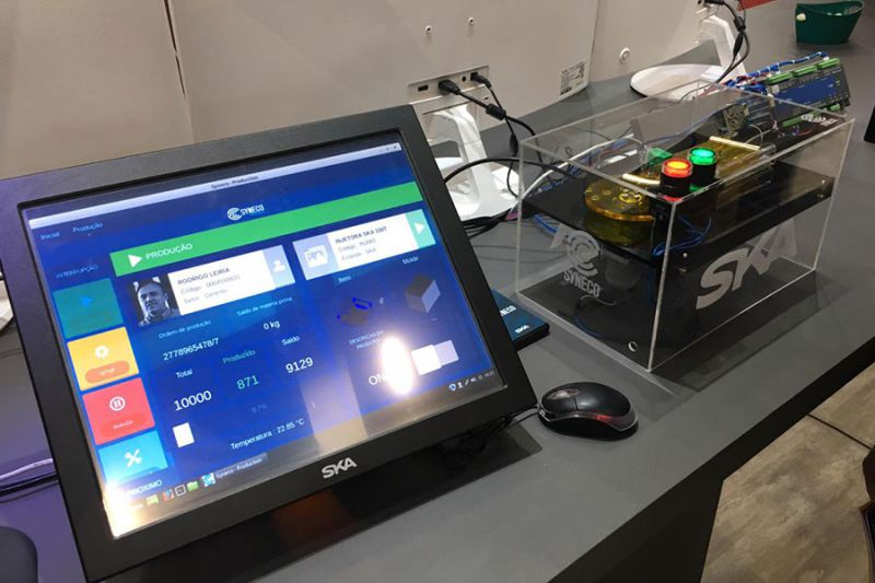 Imagem 3 - Tecnologia Altus marca presença nas feiras APAS Show e Expomafe
