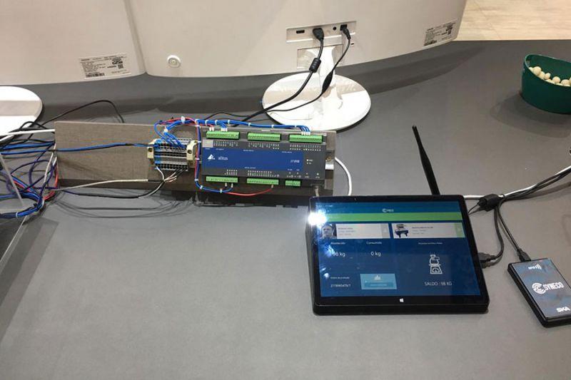 Imagem 4 - Tecnologia Altus marca presença nas feiras APAS Show e Expomafe