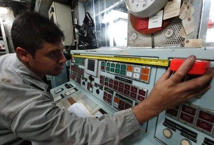 Imagem 64 - Altus e SKM desenvolvem tecnologia para modernizar a frota naval da Marinha do Brasil