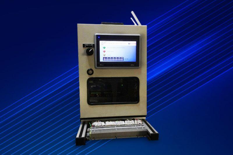 Imagem 81 - Bancadas didáticas do SENAI utilizam a tecnologia do CLP Nexto Xpress
